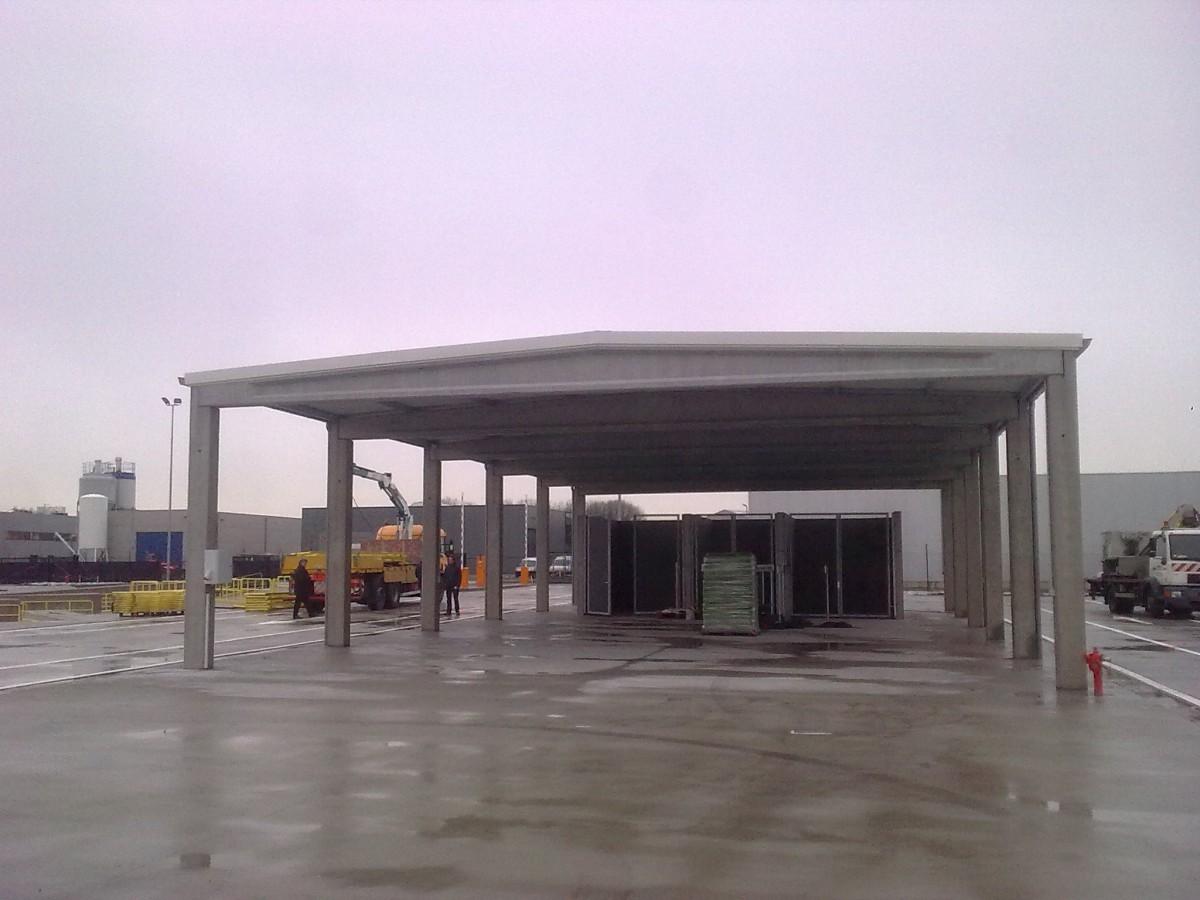 Containerpark stekene
